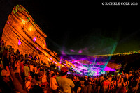 The String Cheese Incident; Red Rocks; Morrison, CO; 7/24-7/26