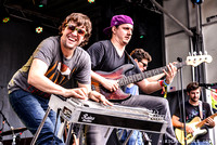 The Revivalists at Gathering of the Vibes, 7/26/2013